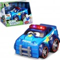 Junior Push And Glow Police Car