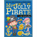 My Jolly Pirate Sticker Activity