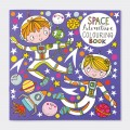 Adventures In Space Coloring Book