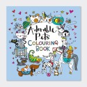 Adorable Pets Colouring Book