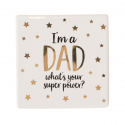 Dad Superpower Coaster