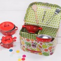 Kids Kitchen Cooking Box Set- Happy Fruit & Veg