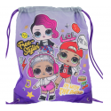 LOL Trainer Bag With Glitter