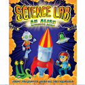 Science Lab Alien Activity