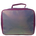 Iridescent Square Lunch bag