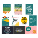 Pack Of 10 Positive Postcards