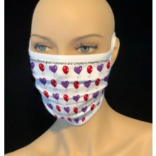 Tie Charity Face Mask
