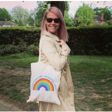 Tote Bag - Supporting Heroes