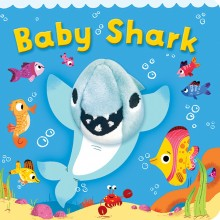 Baby Shark chunky book