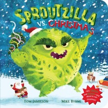 Sproutzilla vs Christmas