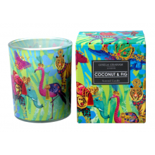 Fantasy animals boxed candle