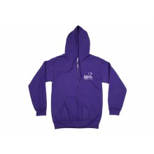 Birmingham Women's Hospital Charity Purple Hoodie