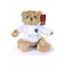 Birmingham Women's Hospital Charity Betsy Bear