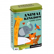 Tin card game - Animal Kingdom