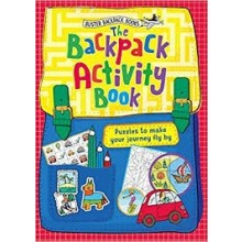 The Backpack Activity Book: Puzzles to Make Your Journey Fly By