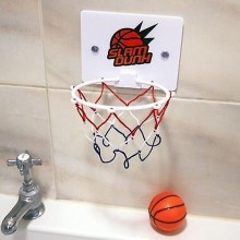 Bathtime Basketball Hoop Game