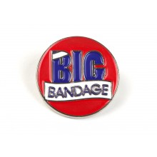 2018 Big Bandage Pin