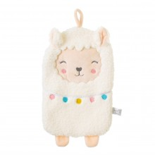 Sass and Belle Lima Llama Hot Water Bottle