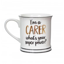 I'm a Carer What's Your Super Power - Mug