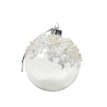 Hanging Glass Bauble Decoration