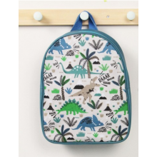Dinosaur Matt PVC Backpack
