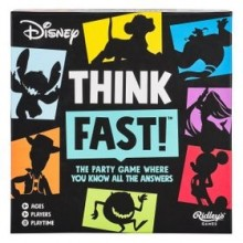 Disney Think Fast Game