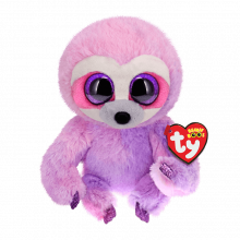 Dreamy Purple Sloth - Beanie Boos