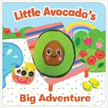 Little Avocado chunky book