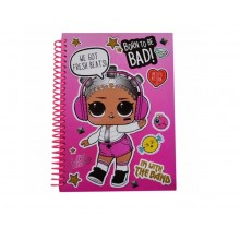 LOL A5 Notepad