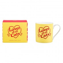 Lover of Cats mug