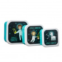 Space Explorer Lunch Boxes