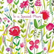 To a special Mum Mothers Day card