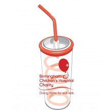 Charity Screw Top Beaker