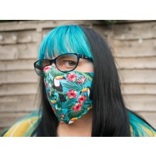 Adult 2 Layer Mask Toucan