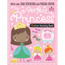 My Perfect Princess Sticker Activity