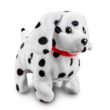 Flipping Puppy Dalmation