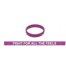 Silicon Wristband Fight For All The Feels