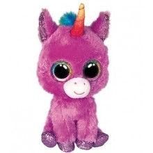 Rosette The Unicorn Beanie Boo (Reg)