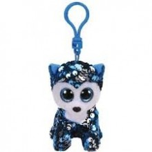 Slush Sequin Key Clip