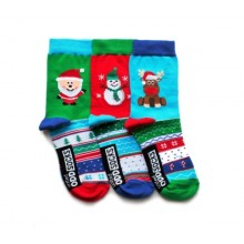 Children's Oddsocks, Snow