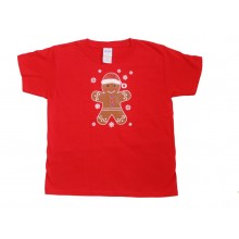 Adults Gingerbread T-shirt