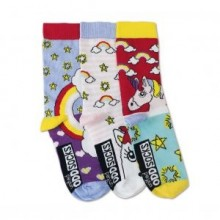 3 Oddsocks Unicorn