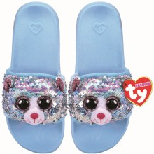 Whimsy Cat Pool Slider Sequin (Small)
