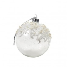 Hanging Glass Ball Decoration