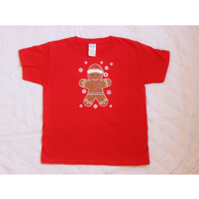 Childrens Gingerbread T-shirt