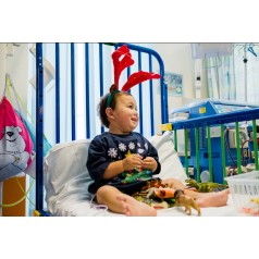 Help to fund Patient and family entertainment