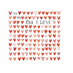 One I love- Lots of Hearts