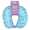 Mermaid Magic Travel Pillow