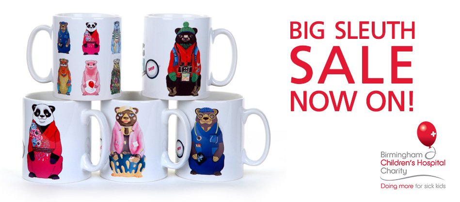 The Big Sleuth Sales Now!