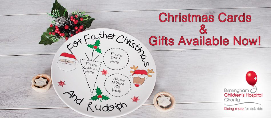 Christmas Cards & Gifts Available Now!